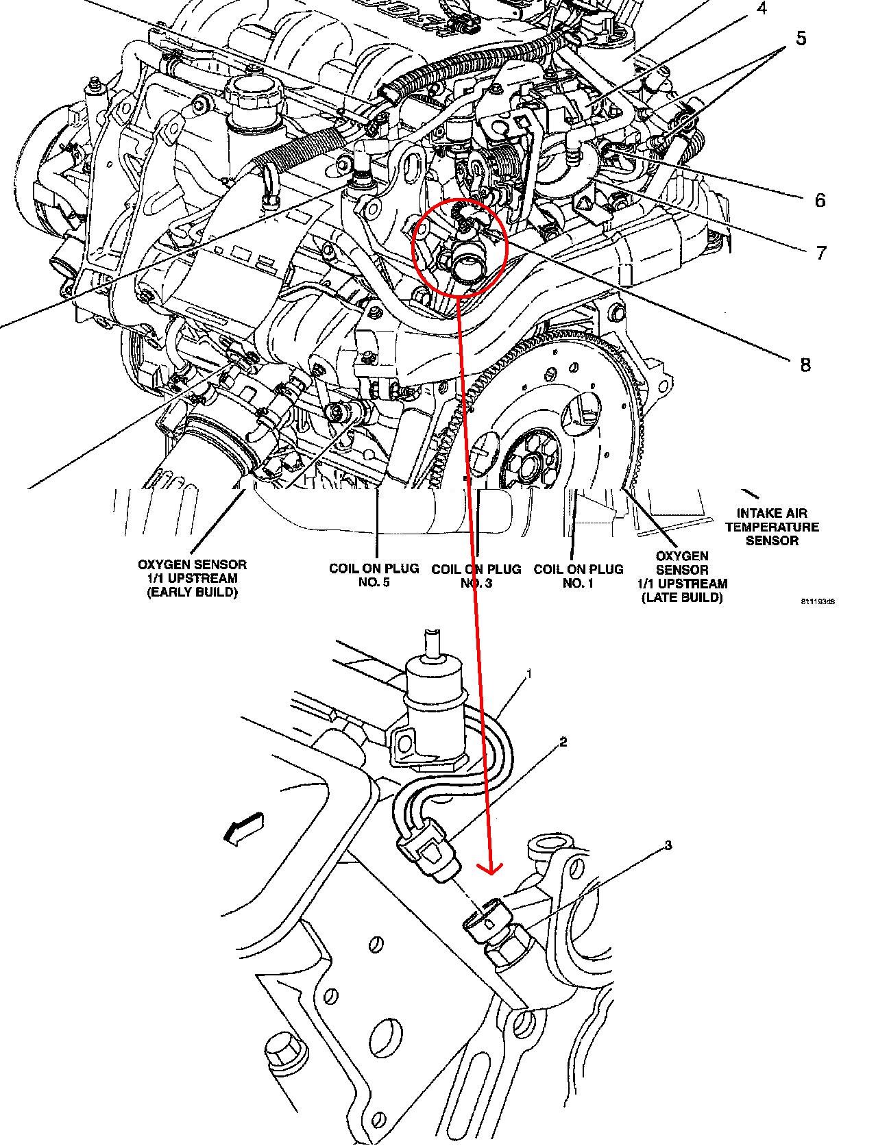 Chevy Cavalier Repair Manual 2003 Coolant System 849620 Salonurody 2000 Daewoo Engine Diagram