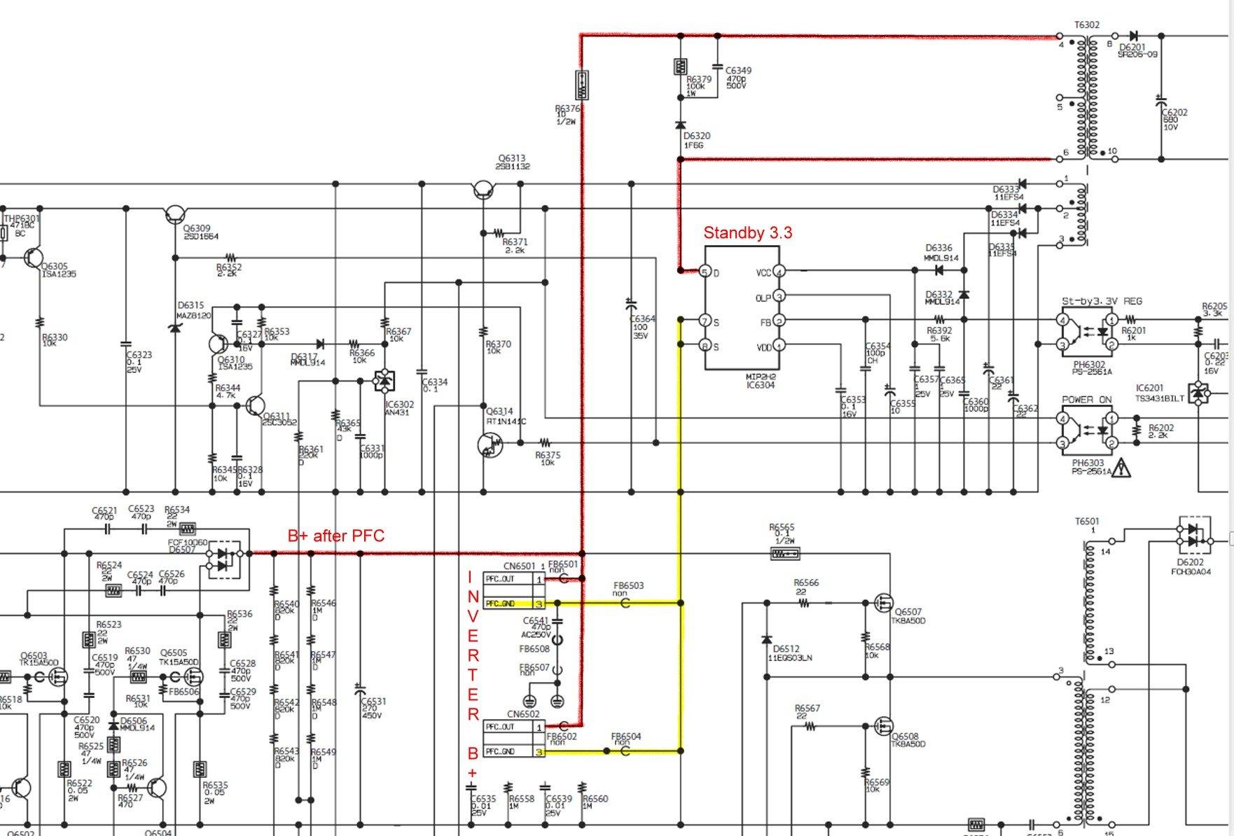 Схема для lg lac-m1611 схема