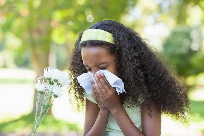 Allergy Treatment for Kids