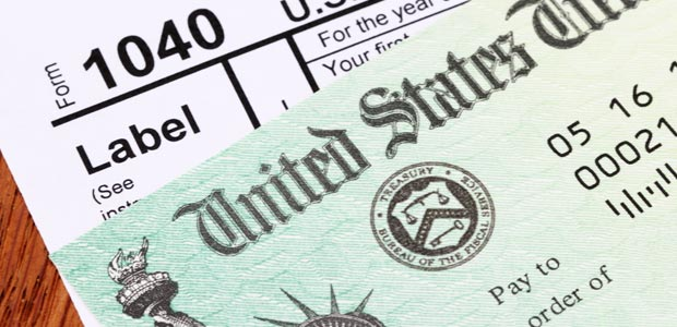 Basic IRS forms and tax refund