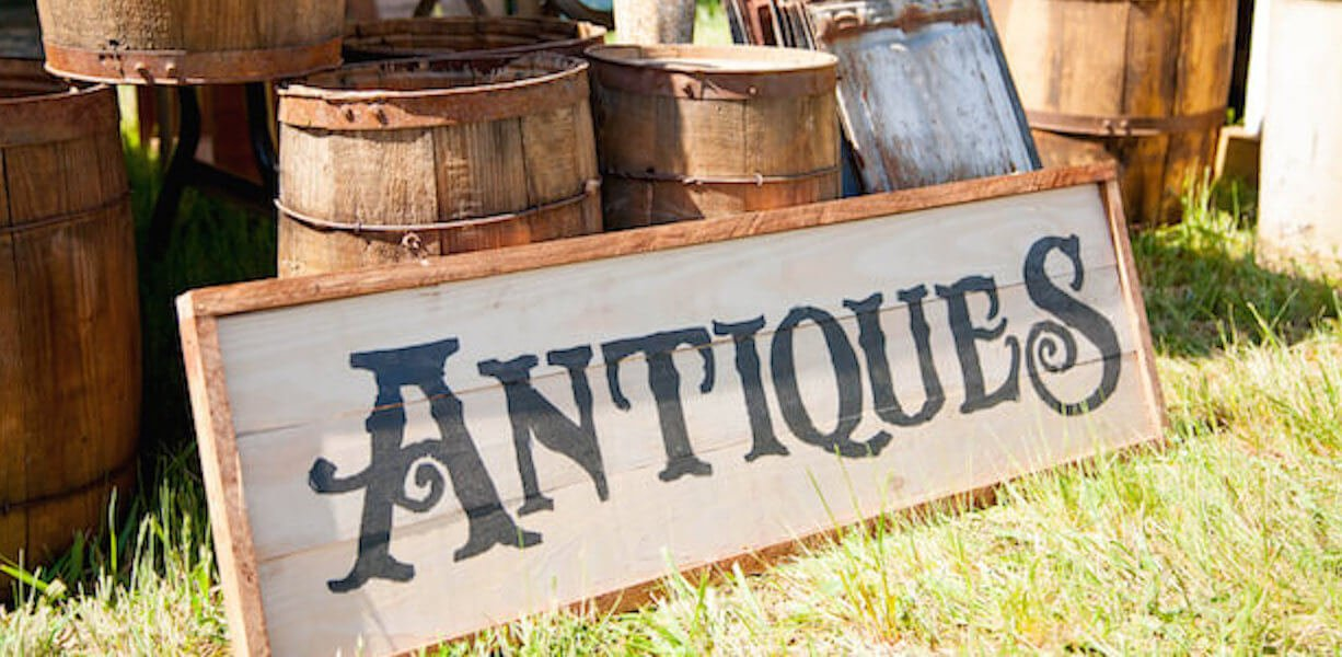 Finding out antique furniture values