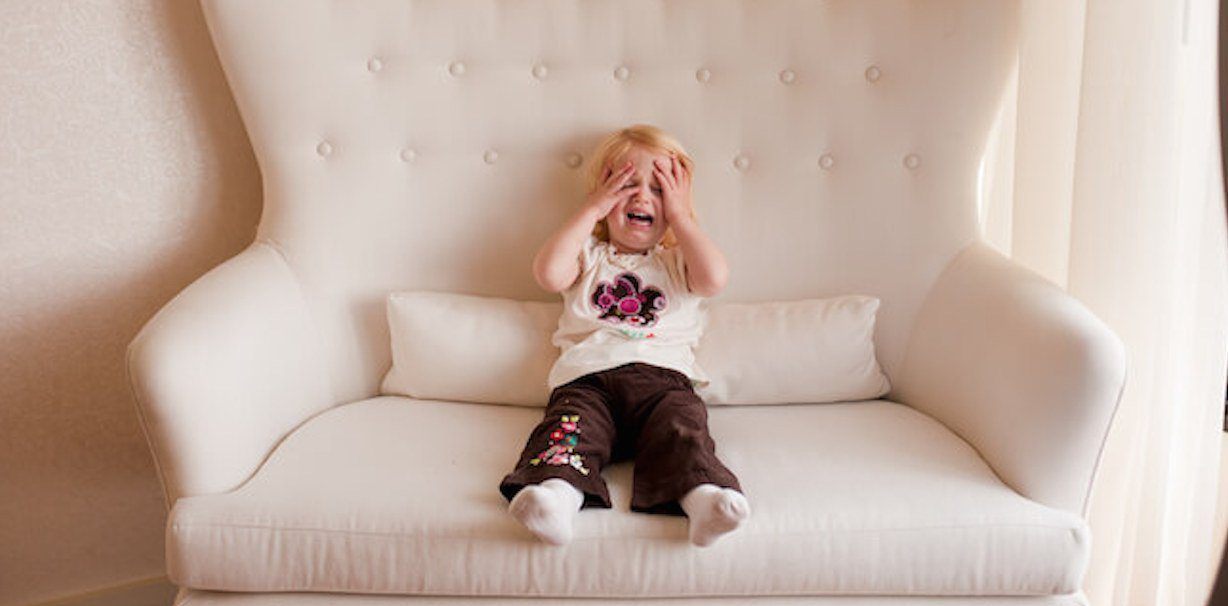Dealing with the terrible twos