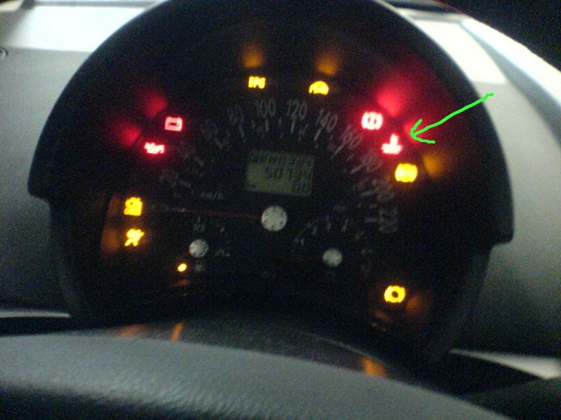 2004 Vw Beetle Dashboard Has A Yellow Light That Comes On What Does
