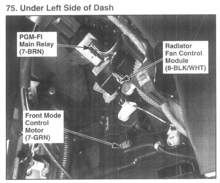i have a 2003 honda pilot 3 5l that has no fuel pressure