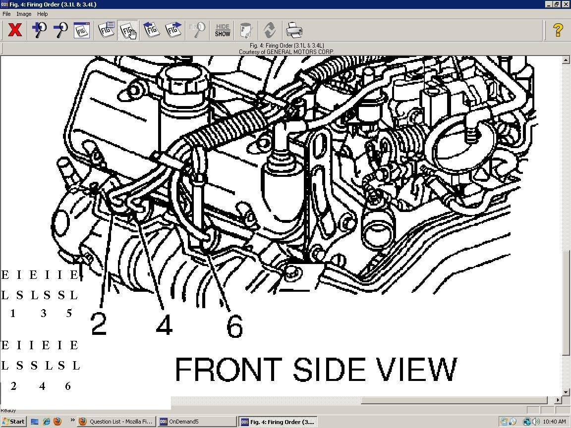 chevy 3 1 engine diagram schematic wiring diagrams1999 chevy 3 1 litre  engine when replacing the