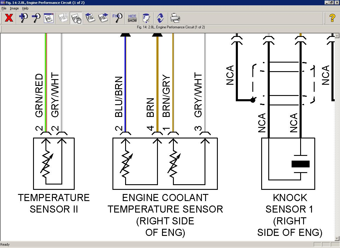 Cute Audi A6 Temp Sensor Wiring Diagram Images - Electrical System ...
