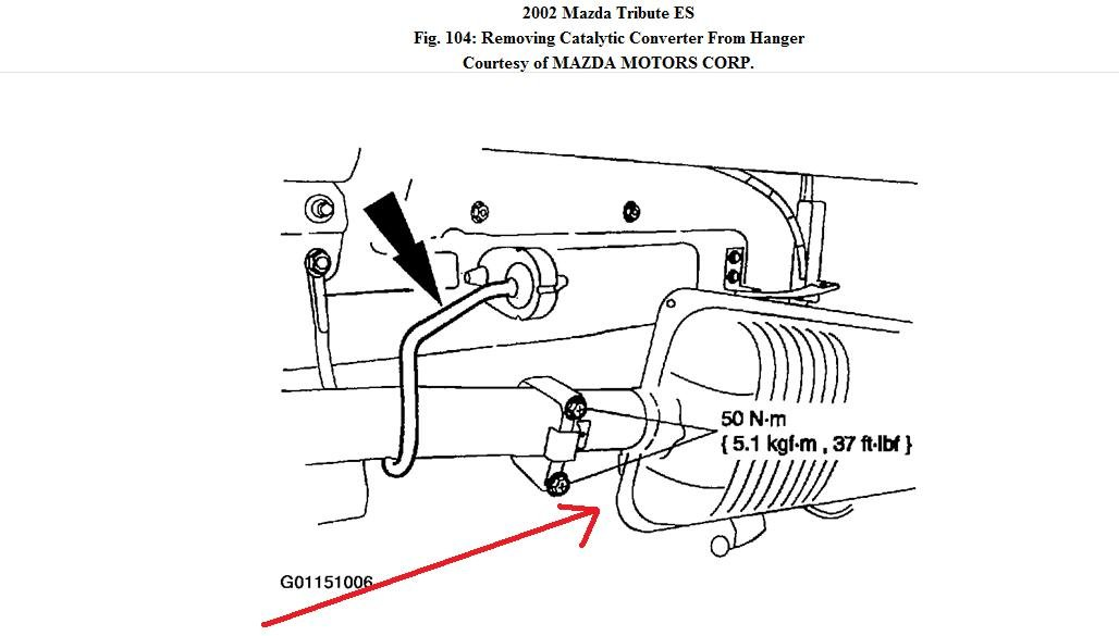 Mazda catalytic converter problems mazda engine problems and mazda catalytic converter problems mazda engine problems and solutions sciox Image collections