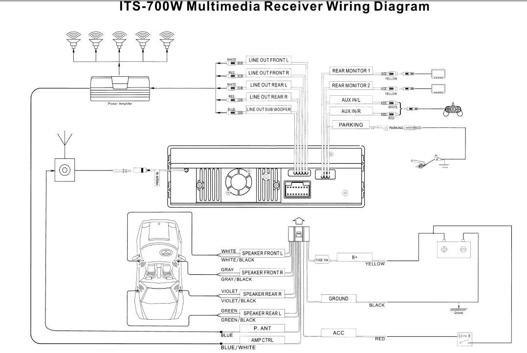i am installing a valor its 700w receiver in my 2000 ford expedition 2008 ford expedition wiring harness diagram Ford Expedition Wiring Harness #9