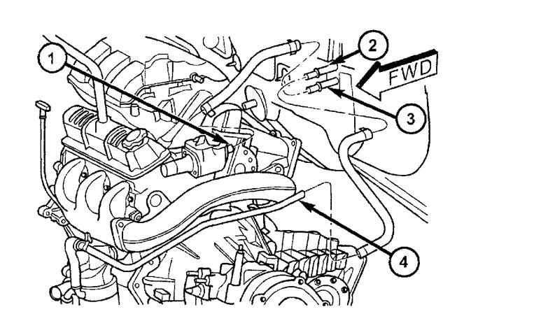 dodge caravan heater hose diagram wiring diagrams source rh 19 7 7 ludwiglab de 2001 Dodge Caravan Engine Diagram 2002 Dodge Caravan Engine Diagram