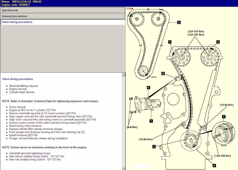 Sr20de Engine Diagram Great Installation Of Wiring Nissan Exa Cam Timing For Sr20 Vvl Rh Justanswer Com