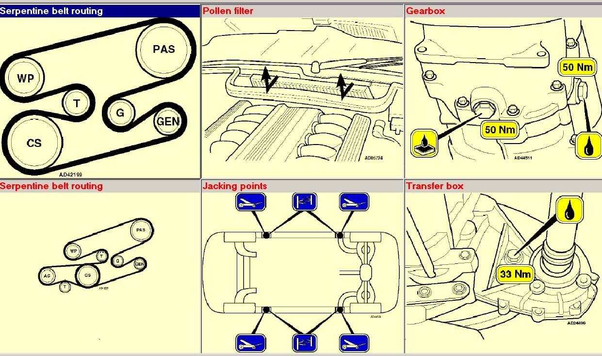 Best Ever 2002 Bmw 745i Belt Diagram