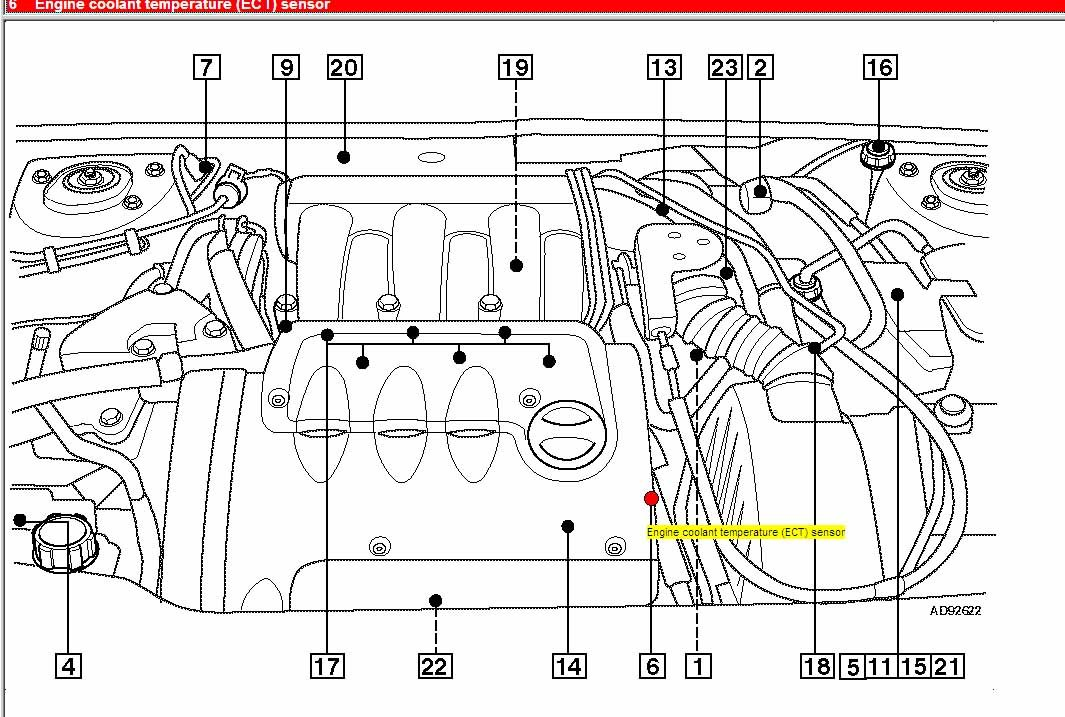 diagram for 1998 bring engine
