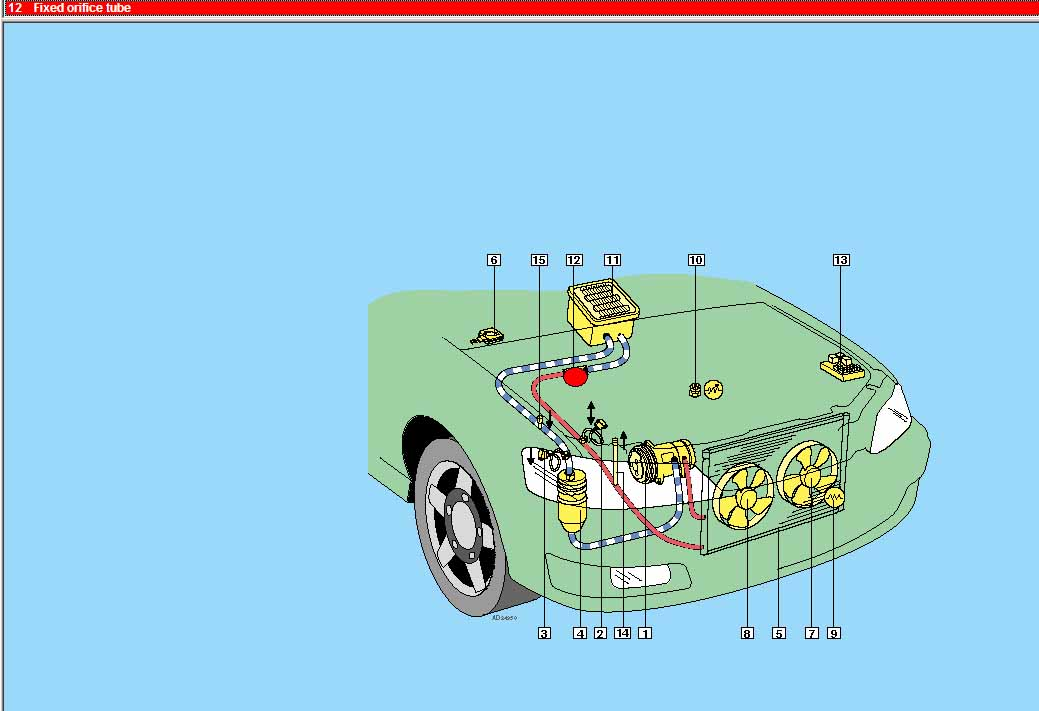 Mondoe Ac on Jaguar S Type Engine Diagram