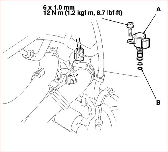 transmission filler and drain bolt - Acura MDX Forum : Acura MDX ...