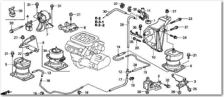 saturn vue air conditioning system diagram