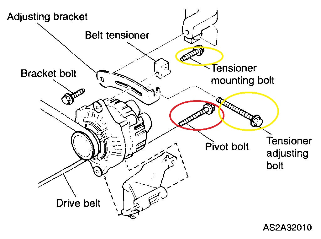 2000 kia sephia belt diagram html