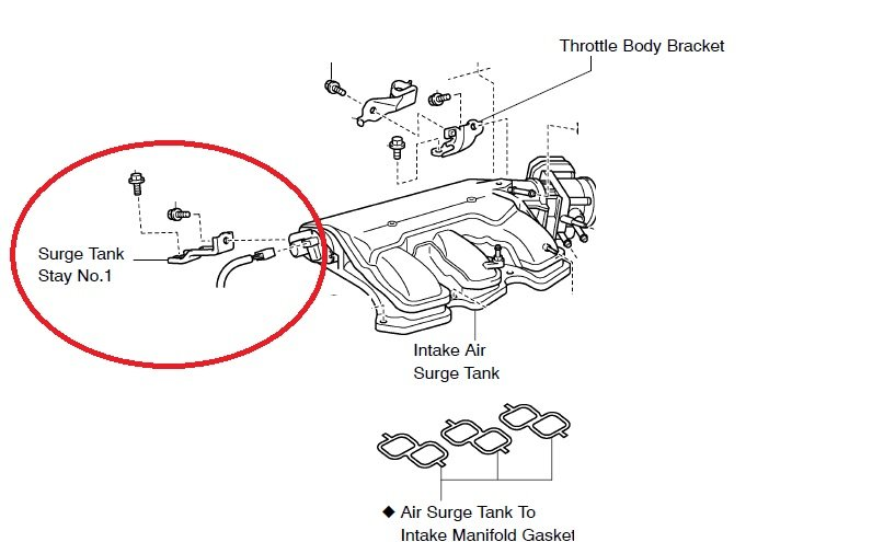 Dodge Ram 1500 Engine Diagram 2006 Truck furthermore Toyota Ignition Coil Connector moreover Diagram Of A Butterfly Worksheet further Toyota 4runner Bank 1 Sensor Location likewise Toyota 3 0 V6 Engine Wiring Diagram. on 2006 toyota avalon ignition coil