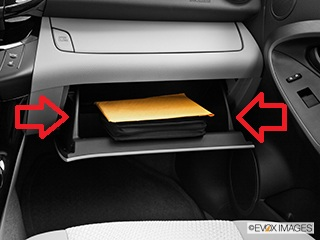 How So I Take Off The Lower Glove Box Door I Think