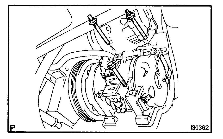 High Lander 2002 Spark Plug Location