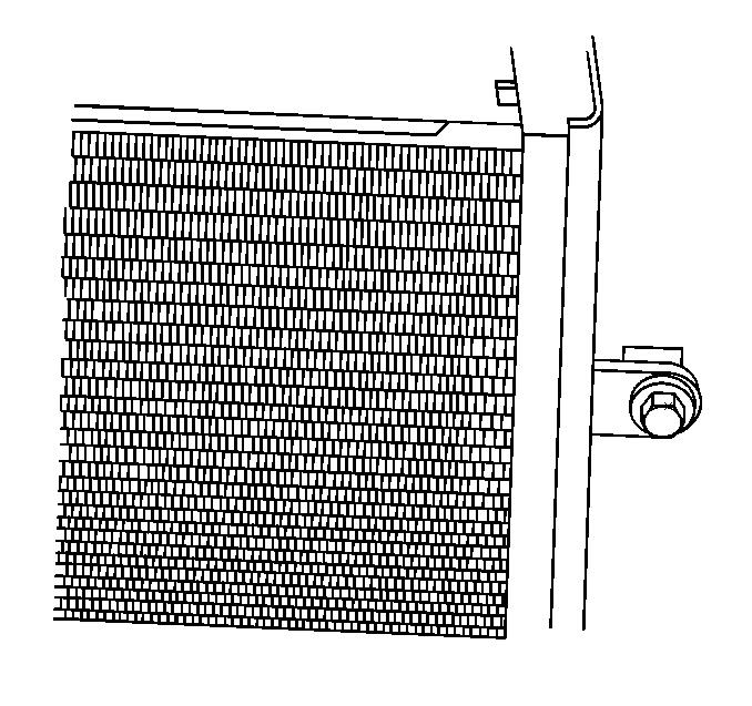 Cadillac Deville Dhs Need Schematics On Removing Radiator - Wiring