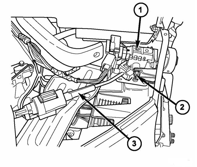 Chrysler Pacifica Starter Wiring Diagram