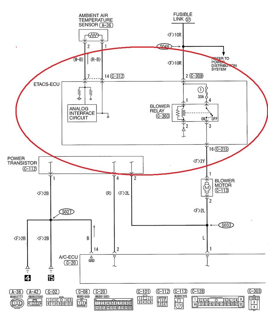 Lancer Mitsubishi Wiring Diagram Fuse Box Mitsubushi 2003 Schematics Have A 2008 Heater Blower Motor Shelled Bearing Rh Justanswer Com 1999