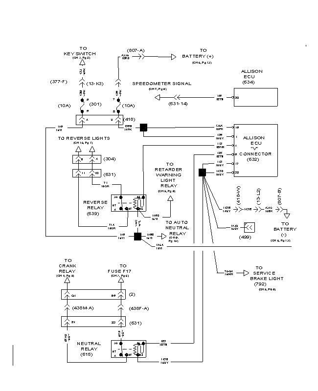 97 International 4700 Wiring Diagram