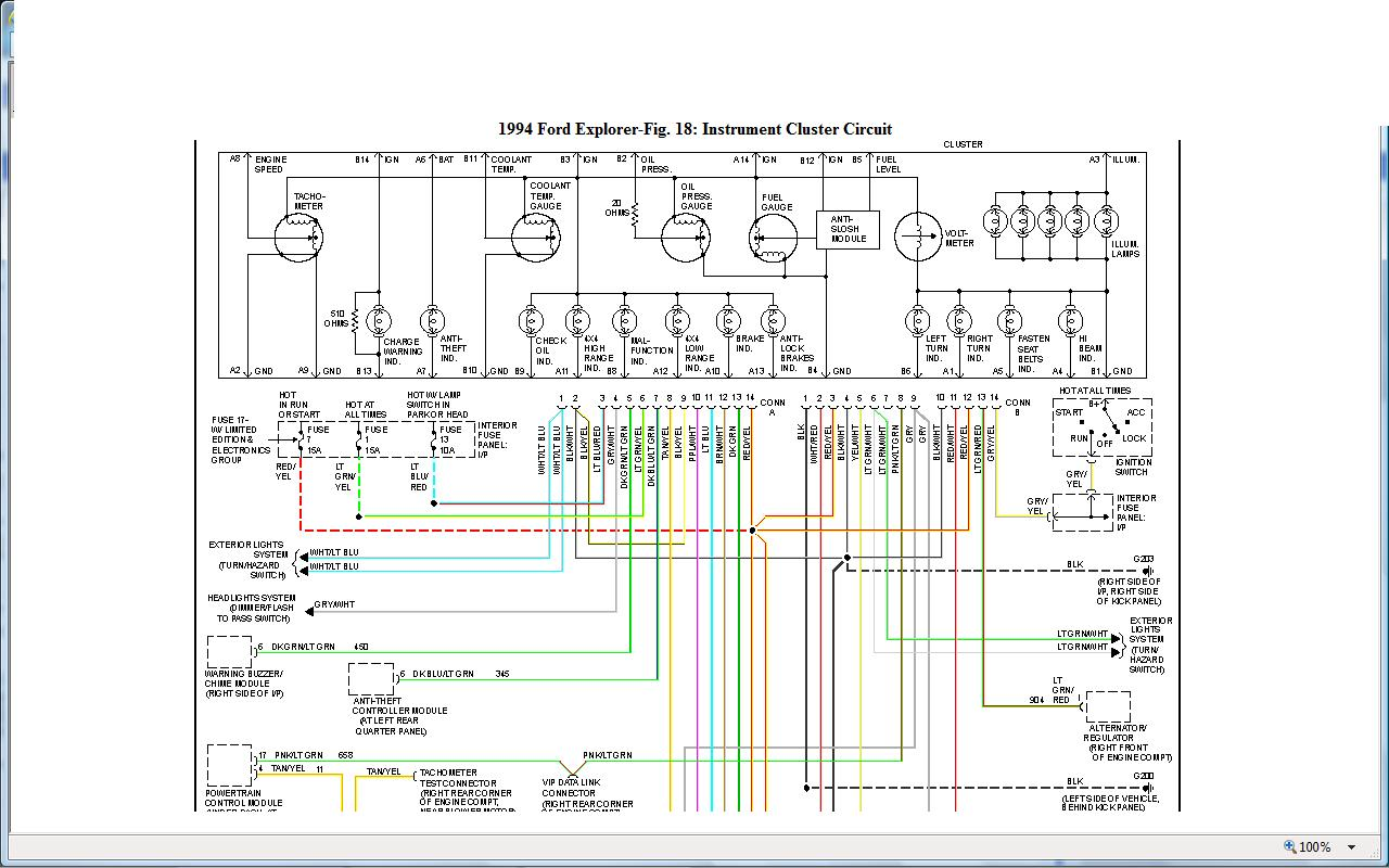 Im Trying To Find Info About Electrical System    U0026 39 94