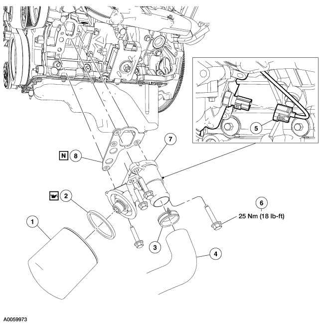2008 Mercury Mariner Oil Filter Location Wiring Diagrams