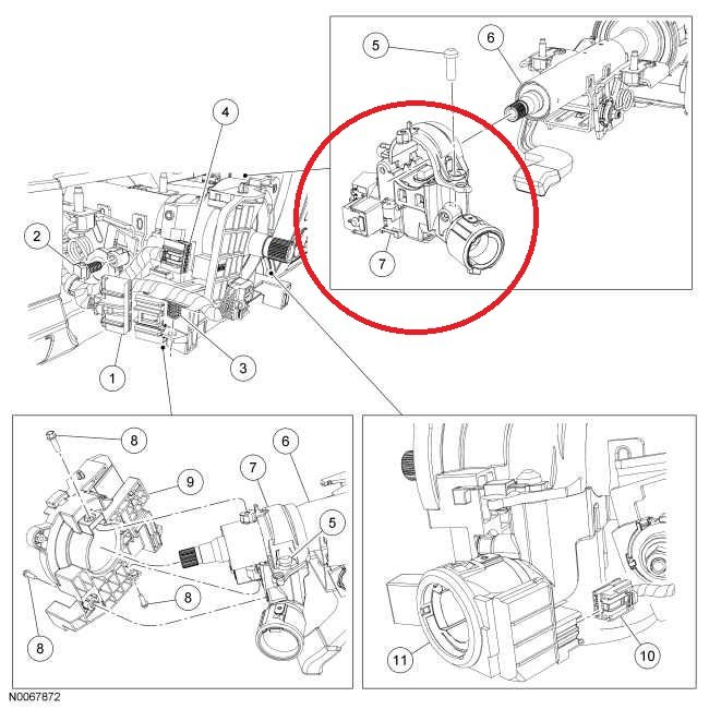 2001 escape engine diagram