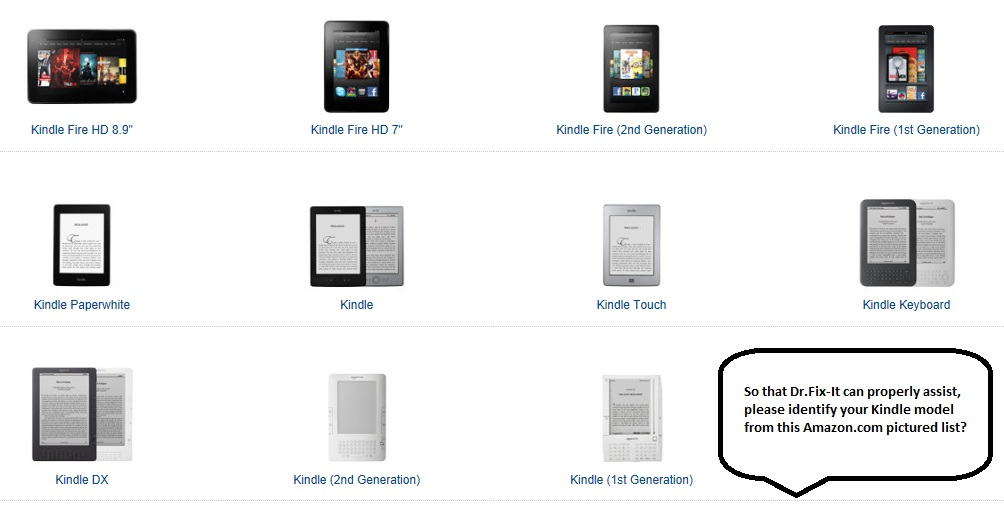 I quilt and several of my friends have a Kindle or Nook and have an