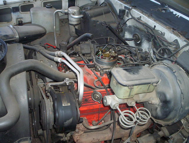 Plug Wire Diagram Chevy 305