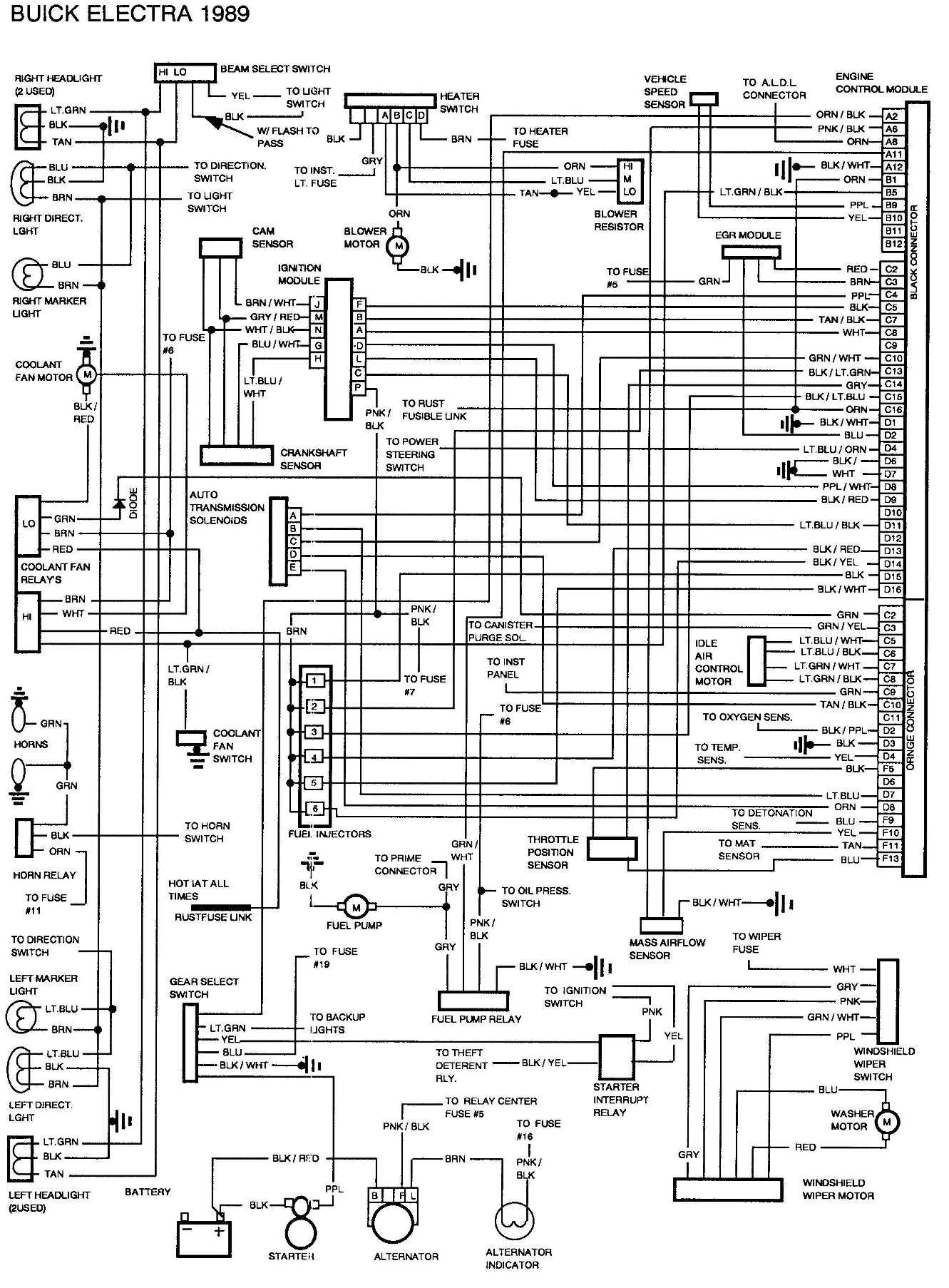 battery master switch wiring diagram  | 1331 x 1806