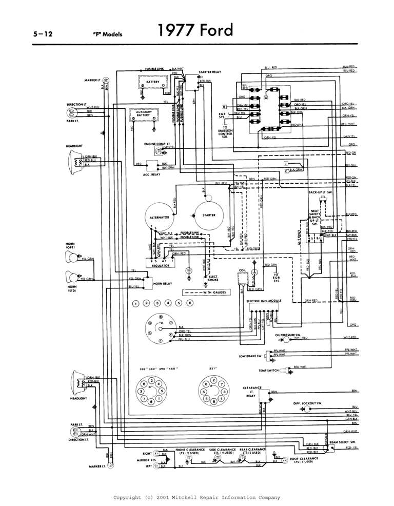 84 ford f150 wiring diagram 1984 ford f