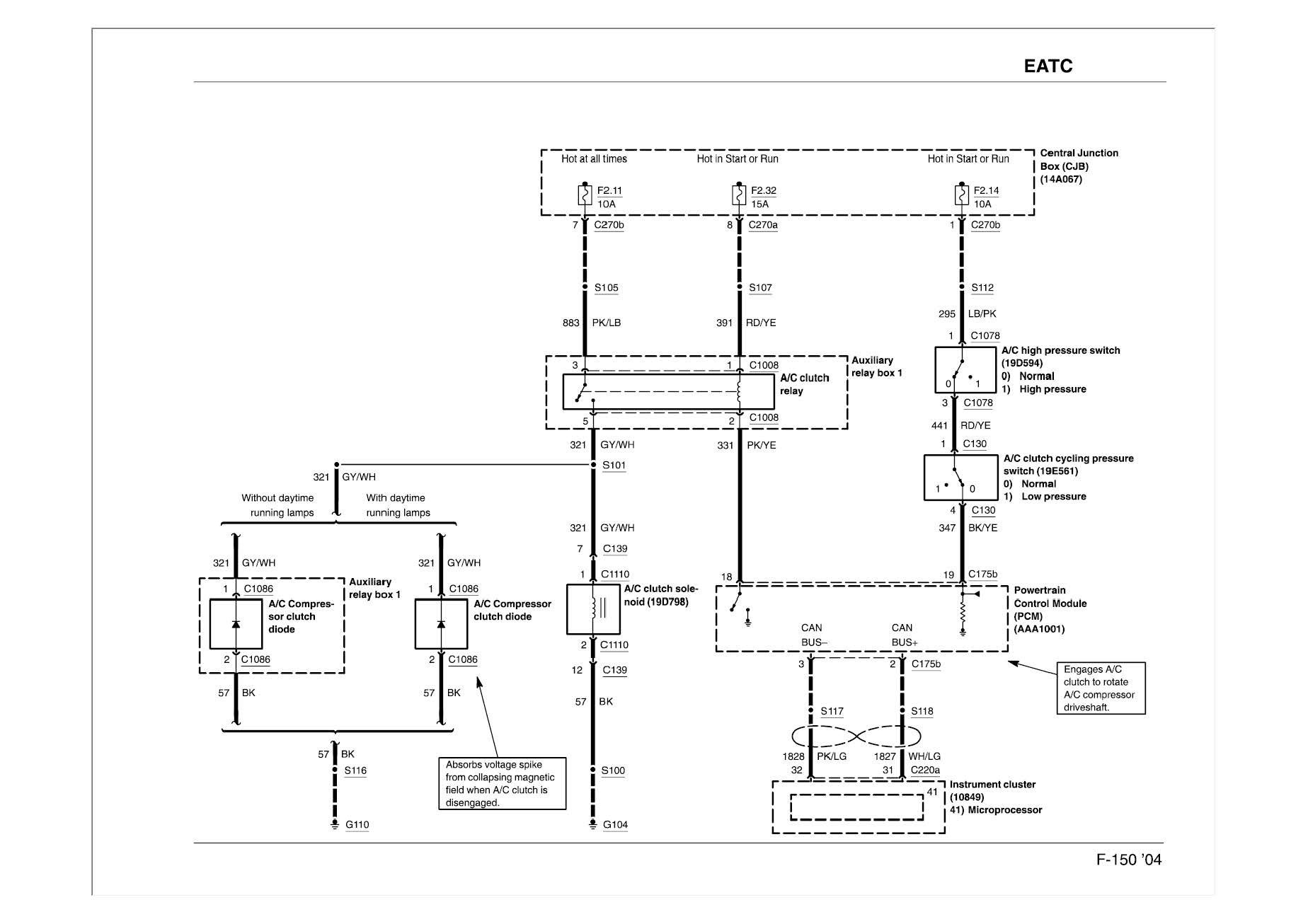 29 2004 Ford F150 Wiring Diagram