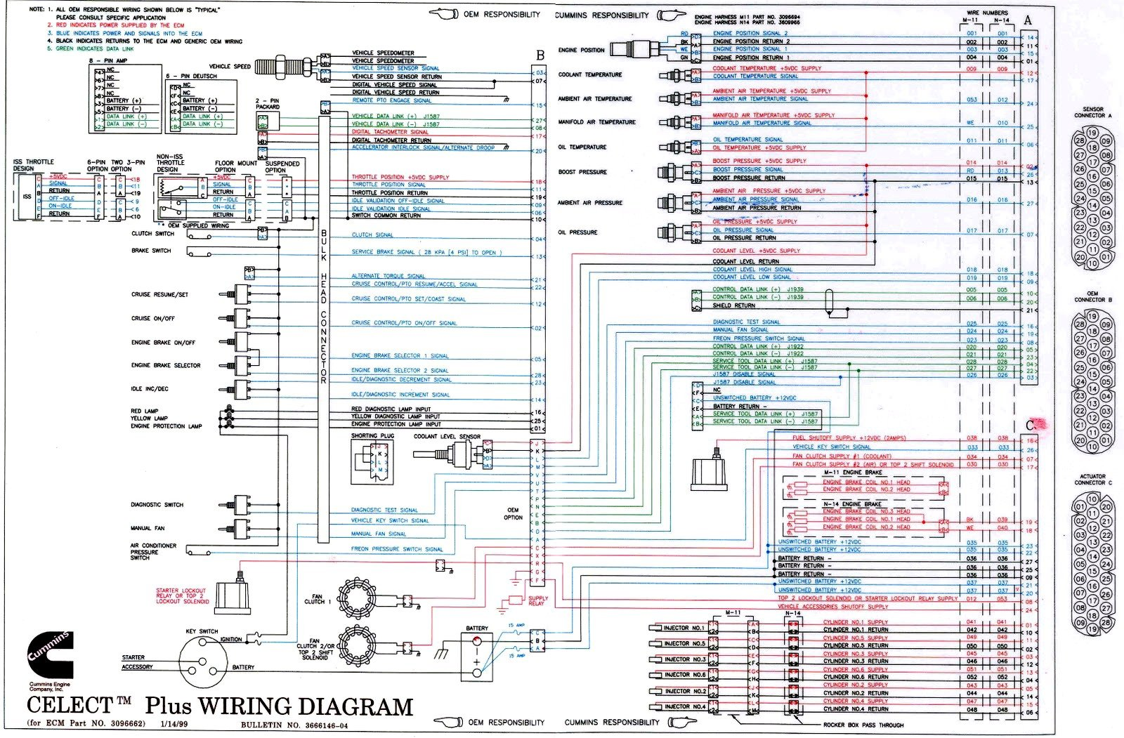 celect plus wiring diagram i have a fl112 day cab truck the fan clutch is staying on ... celect plus wiring diagram volvo