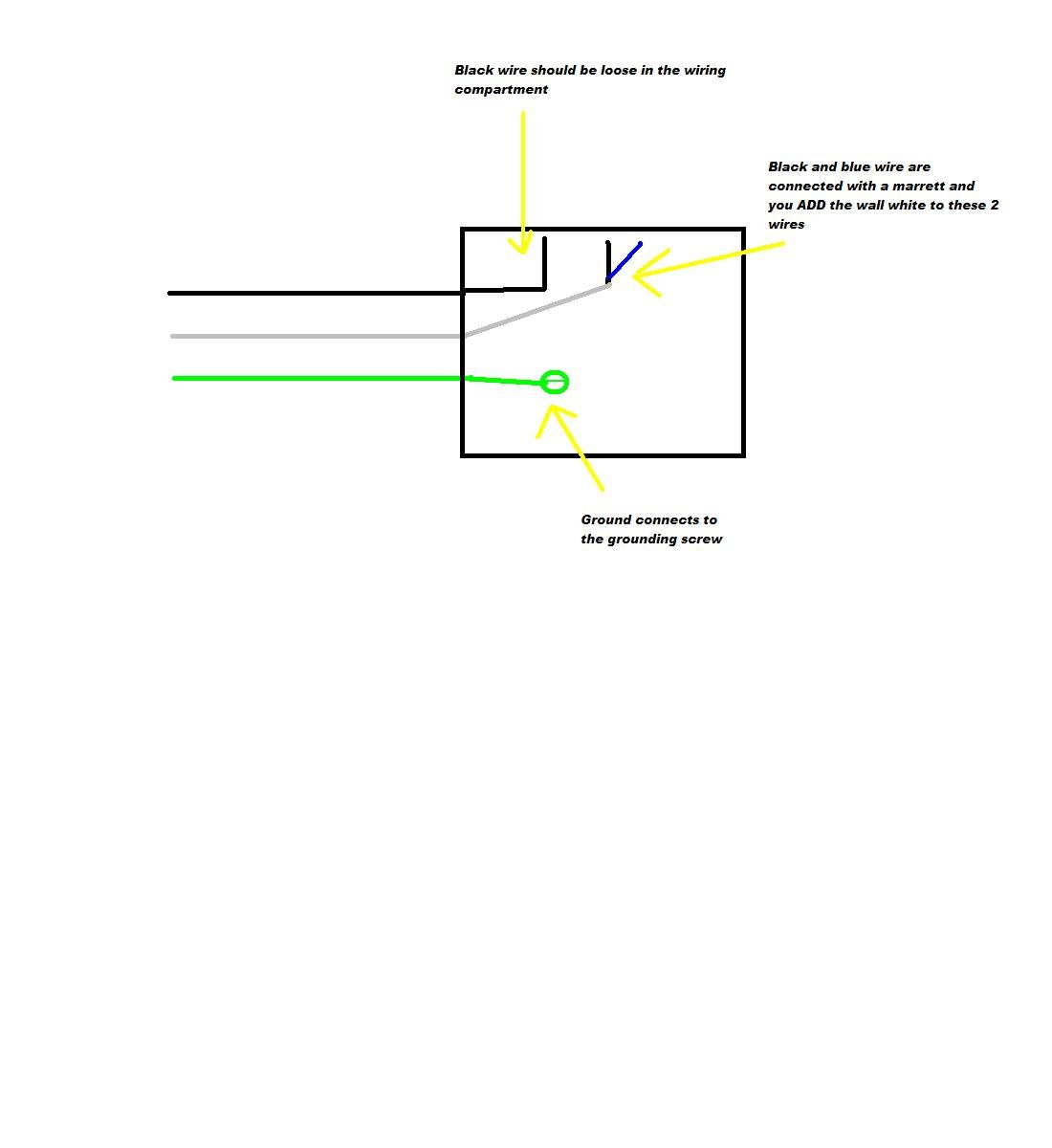 Trying To Have A New Dimplex Linear Proportional Convector Heater Williams Wall Furnace Thermostat Wiring Diagram Full Size Image