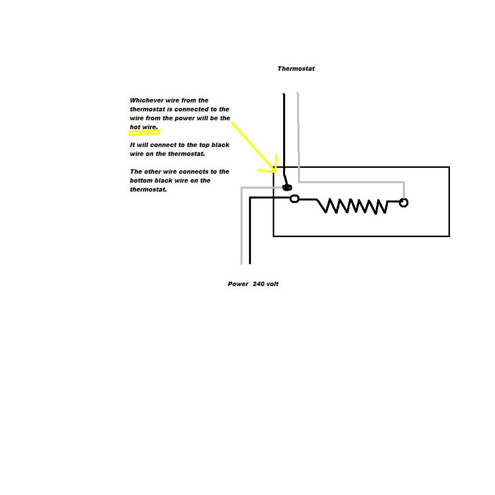 Double Pole Switch Wiring Diagram Success Question About Dual Light Can I Use A Honeywell Pro 7000 4 Wire Thermostat To Replace 2 Single Wall