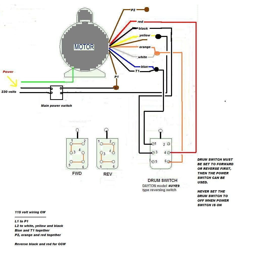 craig. we r trying to wire an electric 220 v motor for our ... 2 switch wiring diagram on motor