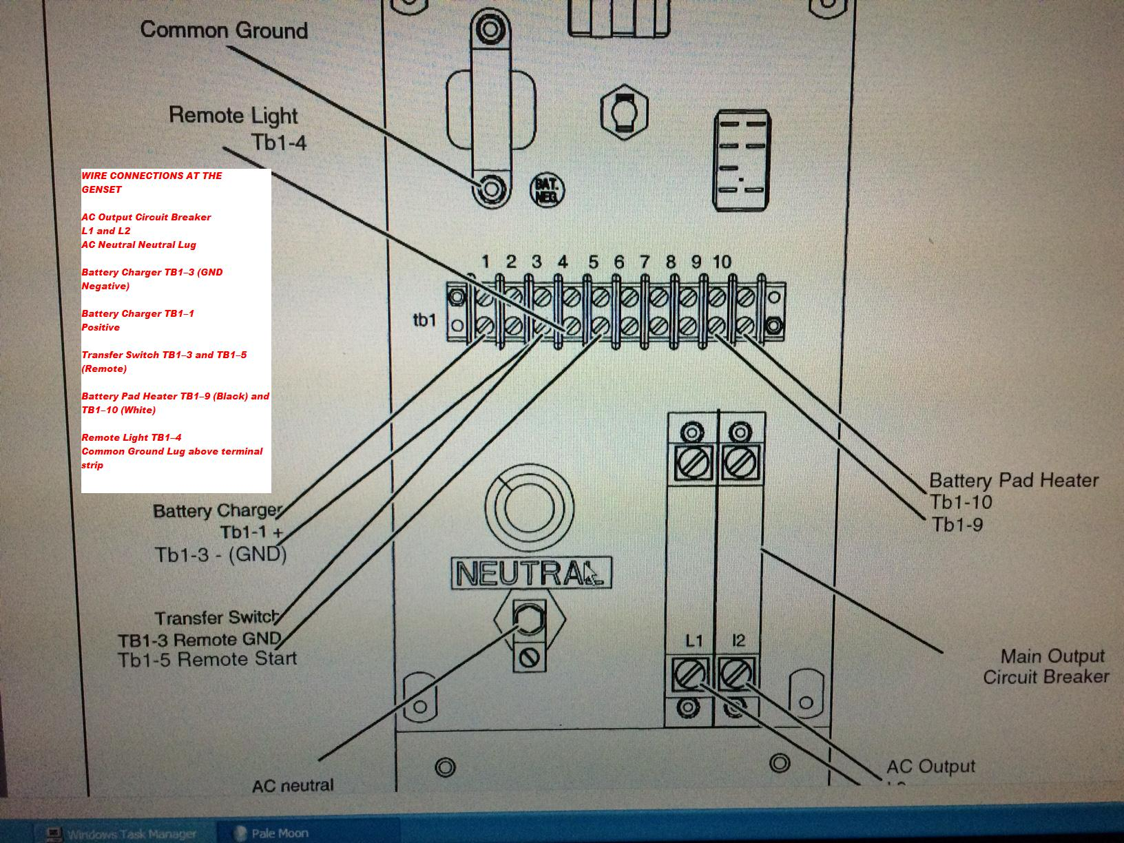 I Have An Onan Rs 12000 Grca Am Connecting It To Off Grid Propane Generator Wiring Diagram Graphic