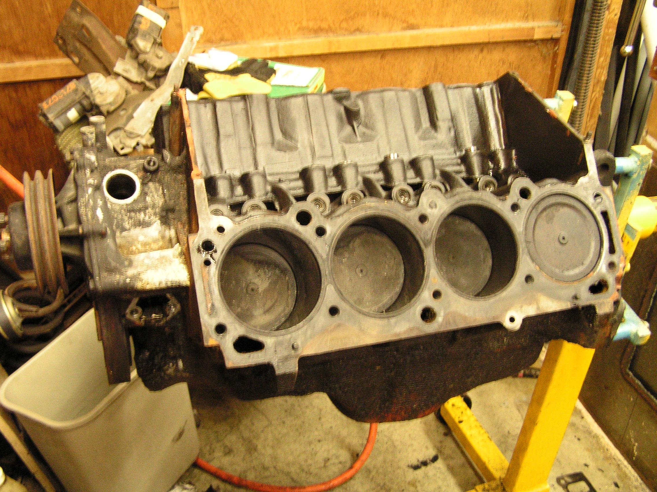 I have a 430 wild cat out of 67 riviera, I been try to ...