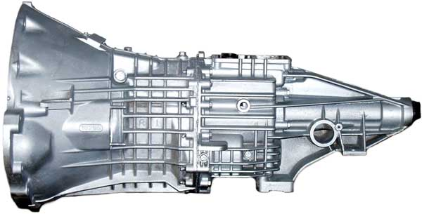 How Can I Identify A Dodge Nv3500 Transmission From The
