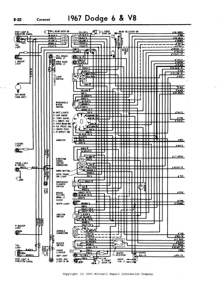 2011 04 27_011133_67_dodge_coronet_wiring_diagram_pg1_of_2 i have a 1967 dodge coronet it will not start i turn the key and 1970 dodge coronet wiring diagram at alyssarenee.co
