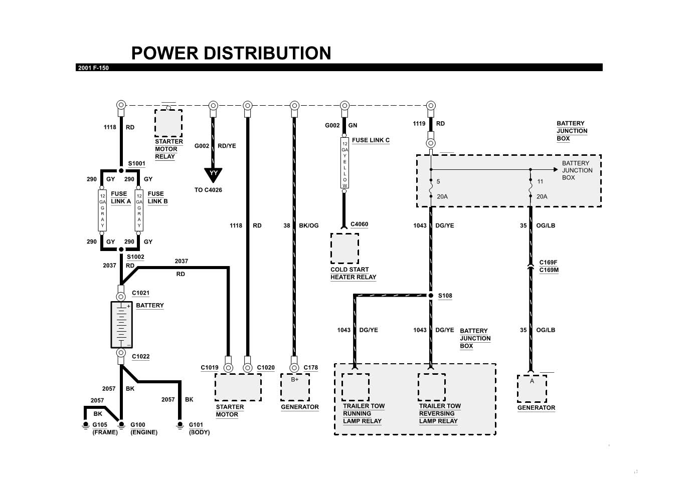 1999 mustang fuel pump wiring diagram