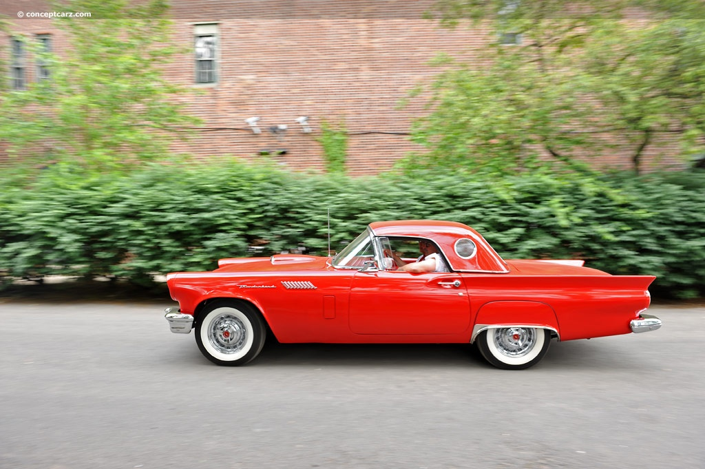 I M Hoping To A 1957 Ford Thunderbird Convertible Without Hard