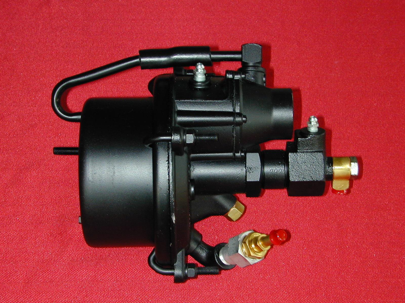 I Just Rebuilt The Bendix Power Brake Unit On My 1954