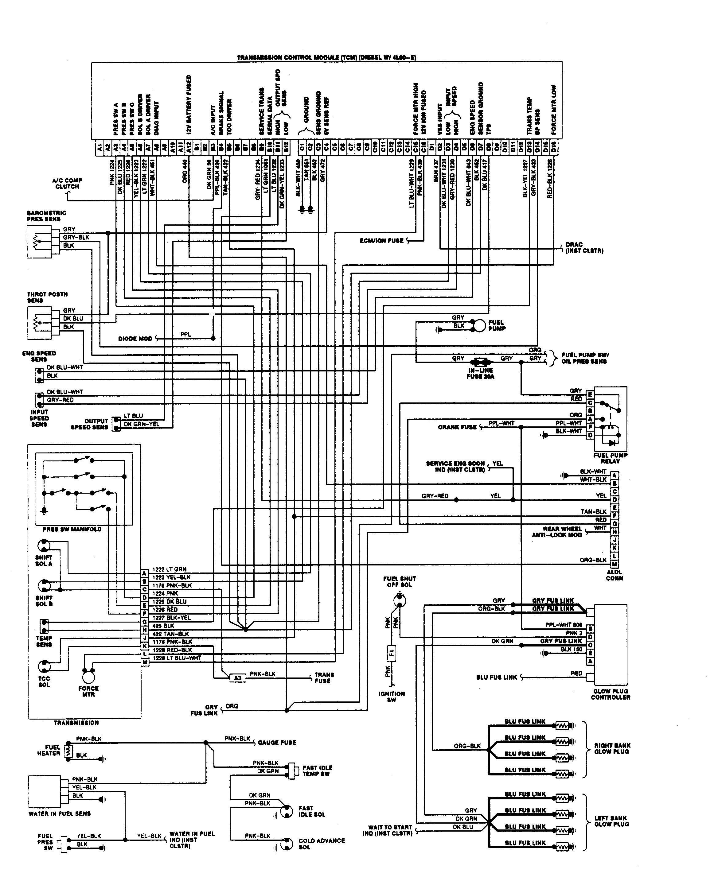 Chevrolet Van Wiring Diagram Daily Update 2005 Astro 1993 Chevy G20 Free Engine Image Express