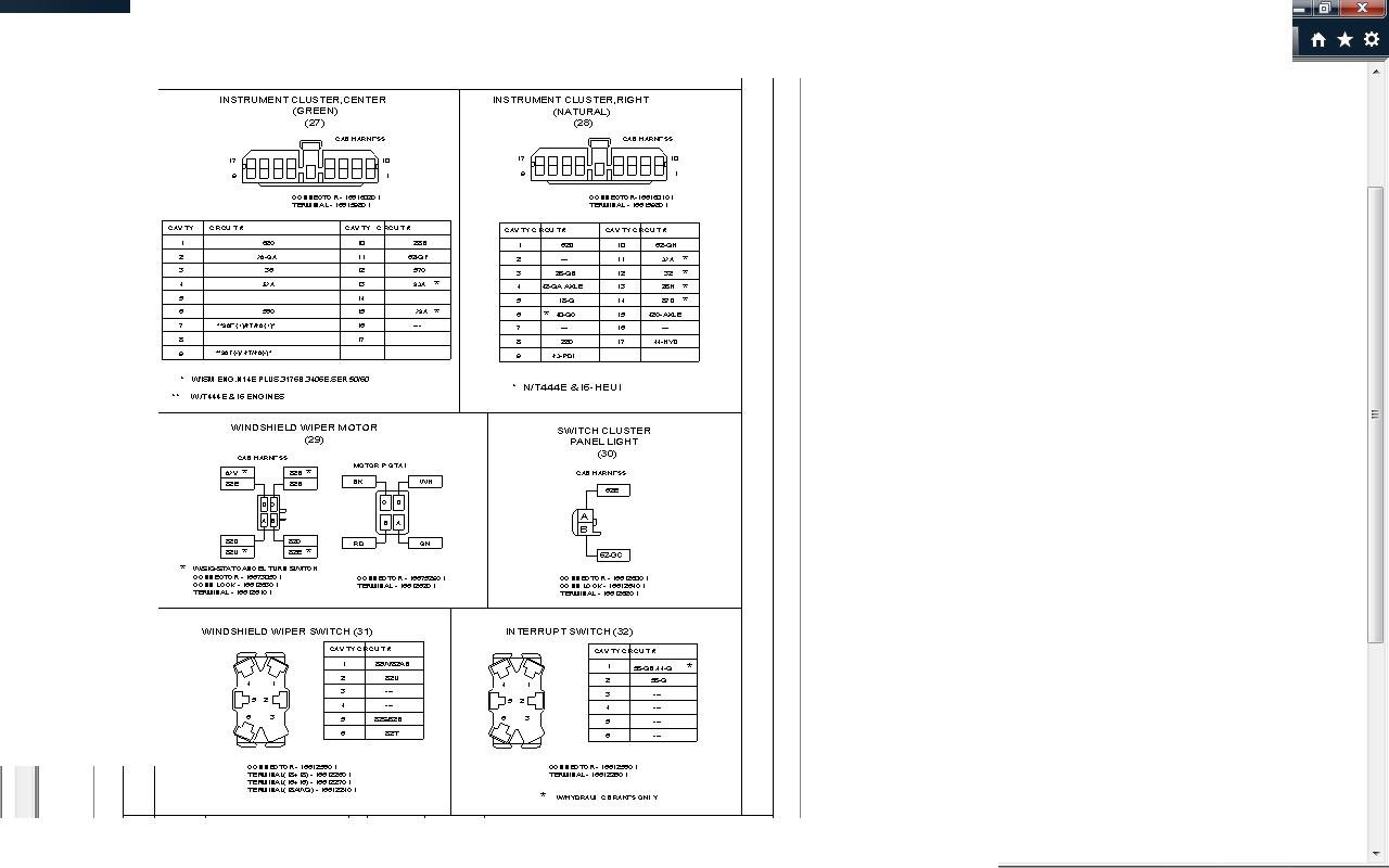 2000 international 4700 t444e ke wiring diagram. Black Bedroom Furniture Sets. Home Design Ideas