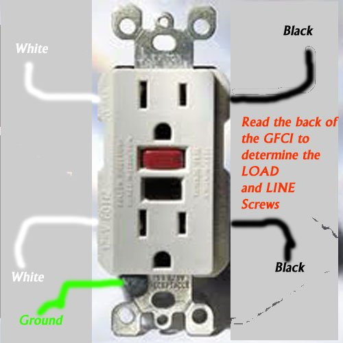 How To Hook Up A Gfi Outlet