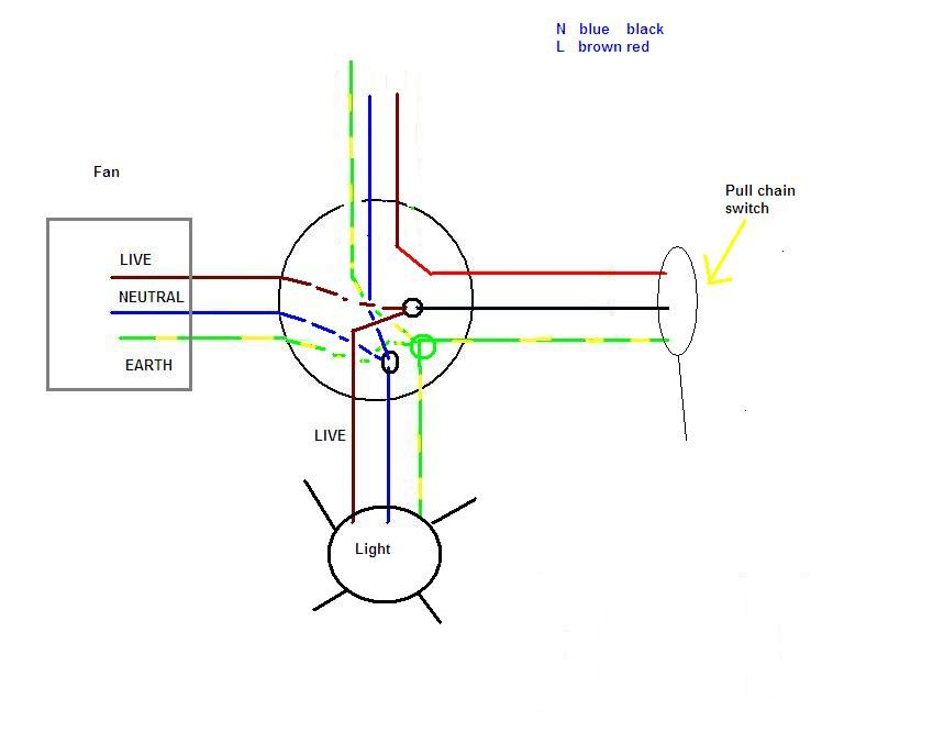 Wiring Diagram Toilet Extractor Fan : Can someone pls tell me how to wire a greenwood ntx b